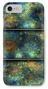 Galaxies II IPhone Case by Betsy Knapp