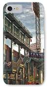 Game Day - Fenway Park IPhone Case