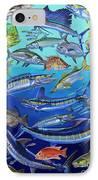 Gamefish Collage In0031 IPhone Case