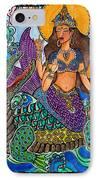 Ganga IPhone Case by Melissa Cole