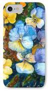 Garden Harmony IPhone Case by Zaira Dzhaubaeva