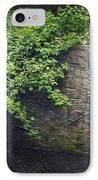 Garden Scene IPhone Case by Svetlana Sewell