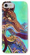 Gargoyle Lion 3 IPhone Case