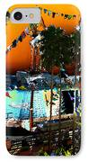 Gasparilla Sunset IPhone Case by David Lee Thompson