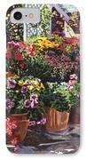 Gazebo Garden IPhone Case