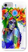 Gemini IPhone Case by Callie Fink
