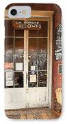 Genoa Saloon Oldest Saloon In Nevada IPhone Case