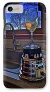Gentlemen Start Your Blenders IPhone Case by Mark Miller