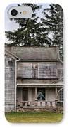 Ghost Manor IPhone Case by Pamela Baker