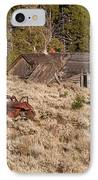 Ghost Town Remains IPhone Case