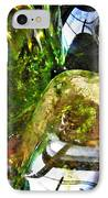 Glass Abstract 119 IPhone Case