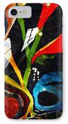 Glass Abstract 297 IPhone Case