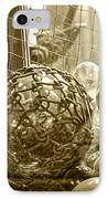 Glass Balls Japanese Glass Buoys IPhone Case