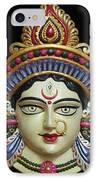 Goddess Durga IPhone Case by Sayali Mahajan