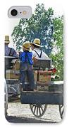 Going To Market IPhone Case by Paul Mashburn