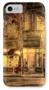 Golden Glow IPhone Case by William Beuther