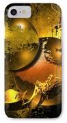 Golden Things IPhone Case by Franziskus Pfleghart