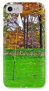 Golf My Way IPhone Case by Frozen in Time Fine Art Photography