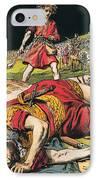 Goliath IPhone Case by English School