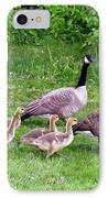 Goose Step IPhone Case by Will Borden