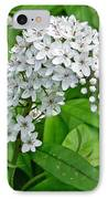 Gooseneck Flower IPhone Case by Aimee L Maher Photography and Art Visit ALMGallerydotcom
