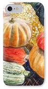 Gourds IPhone Case by Carol Flagg