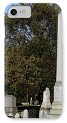 Graceland Chicago - The Cemetery Of Architects IPhone Case