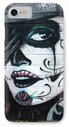 Graffiti Art Curitiba Brazil 21 IPhone Case by Bob Christopher