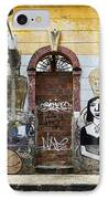 Graffiti Art Recife Brazil 20 IPhone Case