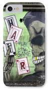 Graffiti Art Rio De Janeiro 4 IPhone Case