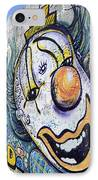 Graffiti Art Santa Catarina Island Brazil 1 IPhone Case by Bob Christopher