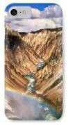 Grand Canyon Of Yellowstone 1 IPhone Case