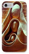 Grand Mothers Love  IPhone Case by Carl Bandy