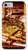 Grand Slam IPhone Case by The Art of Alice Terrill