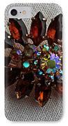 Grandmas Topaz Brooch - Treasured Heirloom IPhone Case