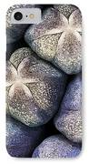 Grape Hyacinth Detail IPhone Case by Jane Rix