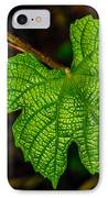 Grapes Of Rath IPhone Case by Louis Dallara