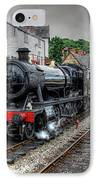 Great Western Locomotive IPhone Case