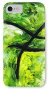 Green Apple IPhone Case by Kamil Swiatek