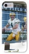Green Bay Packers Lambeau Field IPhone Case by Joe Hamilton