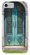 Green Patina IPhone Case by Marcia Lee Jones