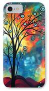 Greeting The Dawn By Madart IPhone Case