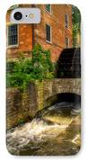 Grist Mill IPhone Case by Thomas Woolworth