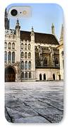 Guildhall Building And Art Gallery IPhone Case by Elena Elisseeva