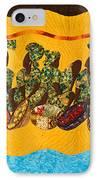 Gumbo Ladies IPhone Case by Aisha Lumumba