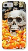 Halloween Candy Corn IPhone Case