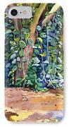Hana Ivy/vine Tree IPhone Case