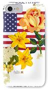 Happy Birthday America 2013 IPhone Case by Anne Norskog