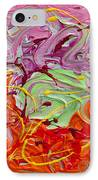 Happy Birthday IPhone Case by Donna Blackhall