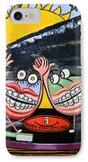 Happy Teeth When Your Smiling IPhone Case by Anthony Falbo